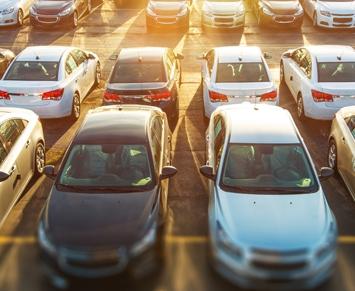 Szkody parkingowe